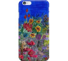 Whimsical Garden iPhone Case/Skin