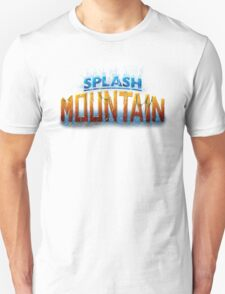 Splash Mountain Unisex T-Shirt