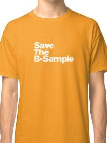 save the b sample Classic T-Shirt