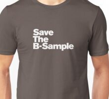 save the b sample Unisex T-Shirt