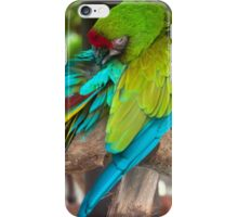 Don't Ruffle My Feathers!  iPhone Case/Skin