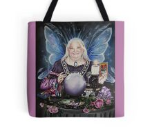 Good fairy faerie,fortune teller,tarot fantasy Tote Bag