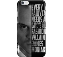 Jim Moriaty iPhone Case/Skin