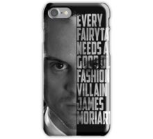 Jim Moriaty iPhone Case/Skin