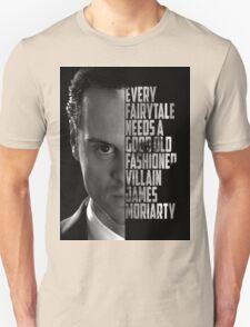 Jim Moriaty Unisex T-Shirt