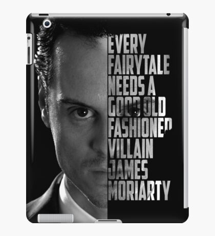 Jim Moriaty iPad Case/Skin