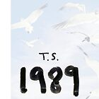 Taylor Swift - 1989 by SarahMeima