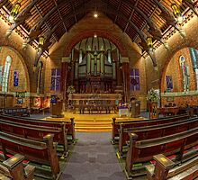 St Andrew's Uniting Church • Brisbane • Queensland by William Bullimore