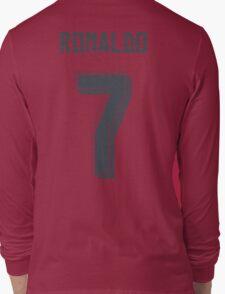 Ronaldo 2015/2016 Long Sleeve T-Shirt