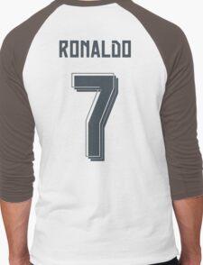 Ronaldo 2015/2016 Men's Baseball ¾ T-Shirt
