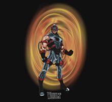 Vault, The Villainous Dimensional Locker by watchguard