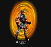 Vault, The Villainous Dimensional Locker Unisex T-Shirt