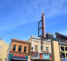 Minneapolis - Bar and Theater by Frank Romeo