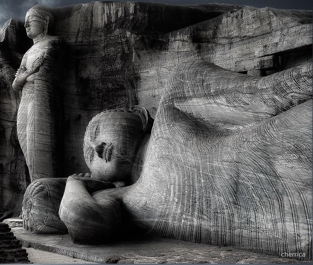 Serenity by Chamika Amarasiri