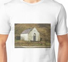 Old Mortuary, Saltburn-by-the-sea Unisex T-Shirt
