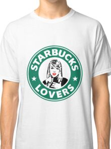 Starbucks Lovers - Taylor Swift Classic T-Shirt