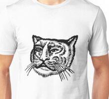 Smug Cat Unisex T-Shirt