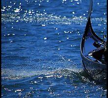 ROUGH SEA by Cristina C.p.Neumann