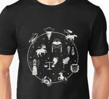 Strange Fortunes: Midnight Unisex T-Shirt