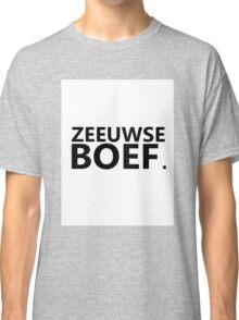 Zeeuwse Boef 3 Classic T-Shirt