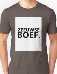 Zeeuwse Boef 3 Unisex T-Shirt