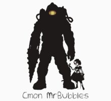 Cmon Mr.bubbles T-Shirt
