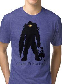 Cmon Mr.bubbles Tri-blend T-Shirt