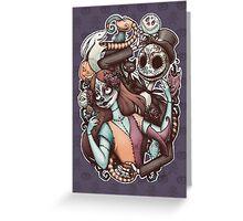 Nightmare de los Muertos Greeting Card