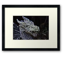 Dragon Lair  Framed Print