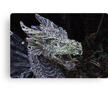 Dragon Lair  Canvas Print