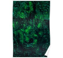 Deep Green Thoughts  Poster