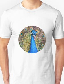 Mystic Peacock Unisex T-Shirt