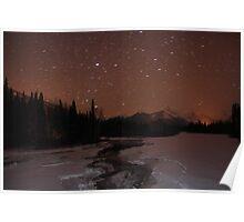 Light pollution Poster