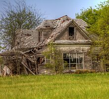 A Big House Long Forgotten by Terence Russell