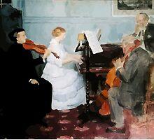 Jules Alexandre Grün Chamber Music Concert by wetdryvac