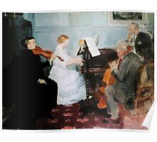 Jules Alexandre Grün Chamber Music Concert Poster