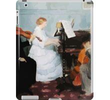 Jules Alexandre Grün Chamber Music Concert iPad Case/Skin