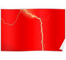 Shocking Red #10 - NSW Poster