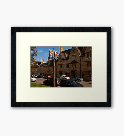 Chipping Campden  Cotswolds UK  Framed Print