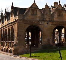 Chipping Campden Market Hall  Cotswolds UK  by James  Key