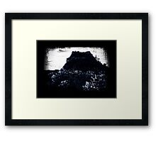 repel the tower Framed Print