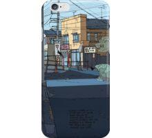 Laneway Crows iPhone Case/Skin