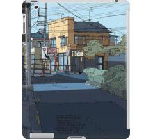 Laneway Crows iPad Case/Skin