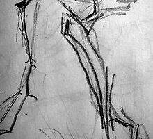Sketch Book - Horse by HeklaHekla
