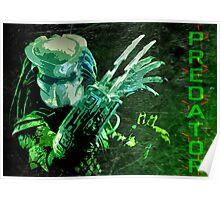 Predator Movie Poster Poster