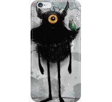 Cyclop and Love Bird iPhone Case/Skin