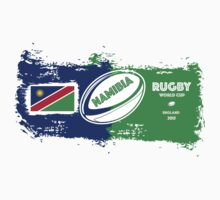 Namibia Rugby World Cup by afromedia