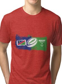 Namibia Rugby World Cup Tri-blend T-Shirt