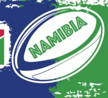 Namibia Rugby World Cup Sticker