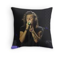 Curly Throw Pillow